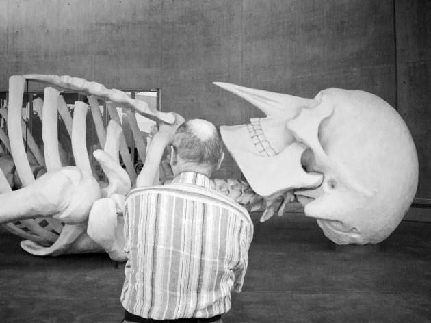 De Dominicis scheletro pt1a