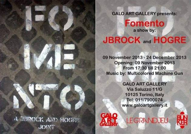 JB ROCK AND HOGRE- FOMENTO