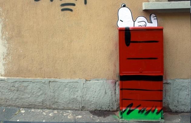 PAO MILANO Street art